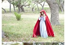 Little red riding hood / Planning for a fun family photo shoot.  / by Lisa Buber