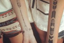 Tattoos / by Lori Schigut