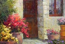 fachadas y portales
