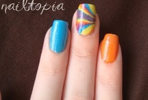 pampering nails / by Bec Garcia