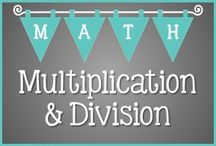 T3 Math Multiplication and Division