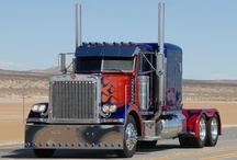 Trucks and Rigs / Any vehicle above reasonable size