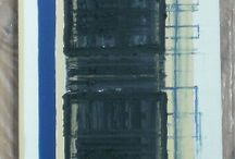 Galleria del 2000 / pittura di arte astratta materica