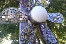 Mosaic Tilework