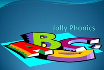Literacy: Jolly Phonics