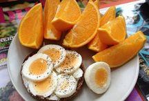 Start eating healthy again / by Sarah Elizabeth