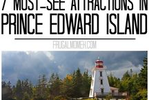 Divinely beautiful / PEI travel plans