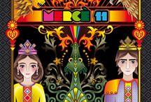 Cartells de les Festes de la Mercè