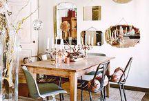 Decoration: Dining Room
