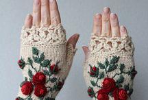fingerless gloves-parmaksız eldivenler