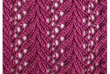 Lace/stitches