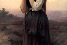 Artista William Adolphe Bouguereau