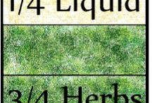 herbs/herbcraft
