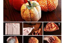 Cucito a tema: Halloween