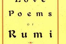 RUMI AND BOOKS / by Vildan Yildiz
