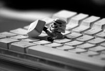 Lego Star Wars / These are Lego images that I have found throughout the interwebs. Majority of these are from an inspiring man called Balakov: http://www.flickr.com/photos/balakov/