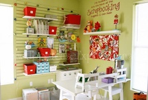 Creative Spaces / Creative space inspiration