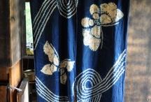 Textile / Fabric, Design, Noren, etc