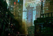 Ciudades de otros planetas