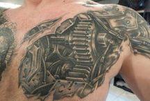 tatoo biomecánico