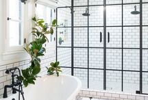 Bathroom Trends for 2017 / Read more at http://ownithomes.builders/bathroom-trends2017  When building your home in Brisbane, you want a bathroom that not only looks fantastic, but also function well. As Brisbane's number one builder of quality homes it is our job to be up-to-date with the latest trends to ensure that everything we build is a dream come true for our clients. Here are some current bathroom trends that you should consider when building your dream home.