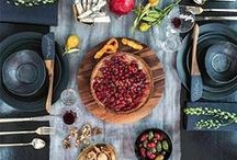 Holiday Entertaining / The holiday season means tons of cooking and parties with loved ones! We've got everything you need to plan and execute the perfect holiday party.
