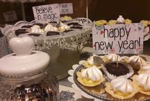 sweet NYE 2017 @bistro ma cocotte / candy bar with magic cakes and wishes