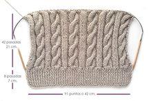 tejer gorro de lana