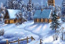 Winter gif