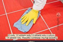 czyszczenie i sprzątanie