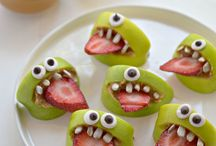 Halloween Treat Ideas ;) / by Julia K