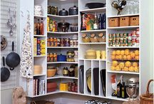 Pantry Ideas / by Jana Jenson