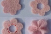 felt sewing pinterest