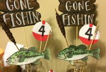 Fishing Baby Shower