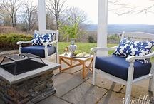 Amazing Outdoor Spaces / Do you love spending times out doors?  Are you looking for ways to spruce up your outdoor space?  Try these tips, tricks, items and ideas for your outdoor space.