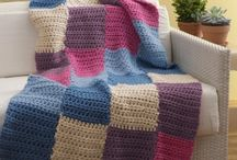 blankets to knit & crochet / by Judy Grier