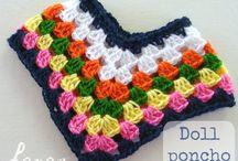 Háčkování na panenky / Crochet for dolls