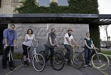Bike PHX / Pins of downtown PHX dwellers/pedal pushers. / by Downtown Phoenix Journal