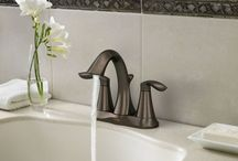 Moen: Beautiful Bathroom Faucets