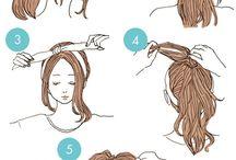 účesy/vlasy