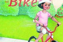 National Bike Month Kids Books