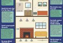 Home Energy Tips / Tips to save energy in your home!