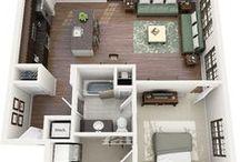 3D appartement