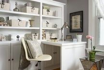 Organization / If I could spend all day everyday organizing everything about everyone's life...