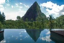 Destination: Saint Lucia / by Travelzoo UK