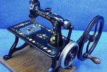 régi varrógépek