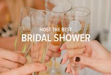 "Host the Best Bridal Shower / ""Showering"" a future bride with gifts is a tradition that goes back to the 1800s. But that doesn't mean the celebration has to feel ""traditional"". There are no rules! So skip the conventions, and create an elegant, modern bridal shower that will have even the most reluctant guest raving."