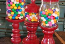 Ways to store Candy