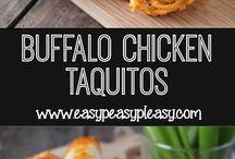 Buffalo Chicken Buffs