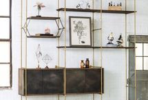 Shelves / We all need them, some more than others. As long as we must why not make them fabulous!!